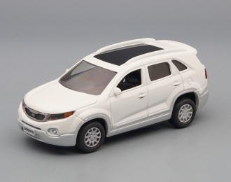 KIA Sorento II, white