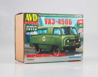Сборная модель УАЗ-450Б