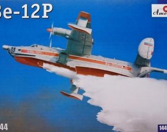 Сборная модель Советский самолет-амфибия Бе-12П (пожарный вариант)