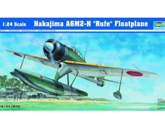 Сборная модель Японский истребитель Nakajima A6M2-N