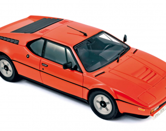 BMW M1 1978 (E26), orange metallic