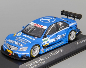 MERCEDES-BENZ C-Class DTM Team AMG-Mercedes M. Engel (2008), blue