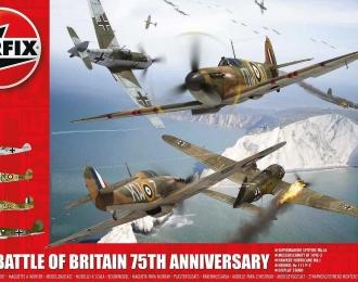 """Сборная модель Набор из 4 самолетов """"Битва за Британию"""" (Подарочный набор)"""