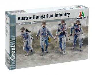 Сборная модель WWI Austro-Hungarian infantry