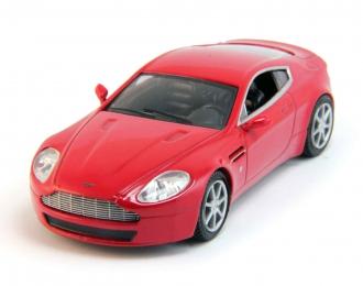 ASTON MARTIN V8 Vantage, Суперкары 25, red