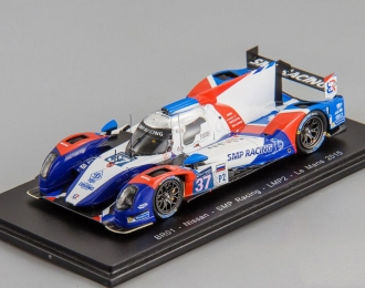 BR01 - Nissan #37 LMP2, SMP Racing, M. Aleshin - K. Ladygin - A. Ladygin