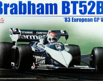 Сборная модель Brabham BT 52B 83 European GP