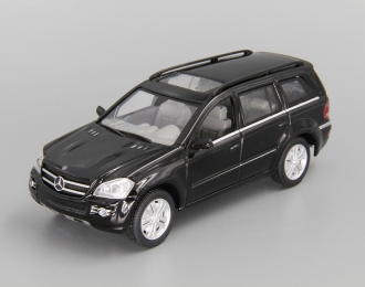 (Уценка!) MERCEDES-BENZ GL500, Суперкары 57, black