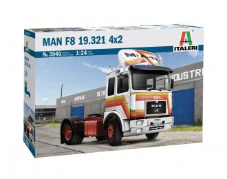Сборная модель MAN F8 19.321 4x2