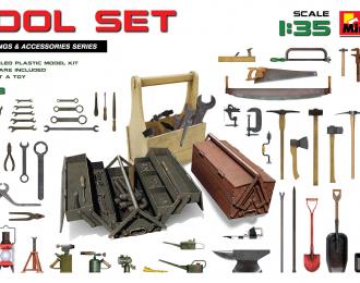 Сборная модель Набор инструментов TOOL SET