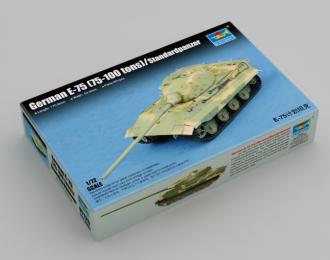 Сборная модель German E-75 (75-100 tons) / Standardpanzer
