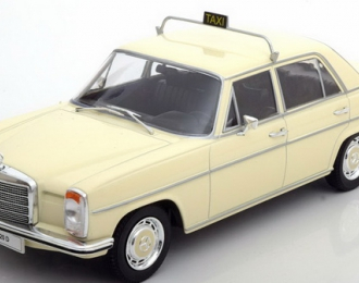 MERCEDES-BENZ 220D/8 W115 German Taxi (1973), beige