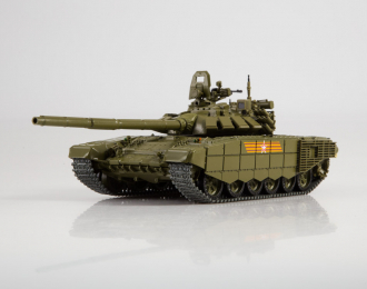 Т-72Б3 (2016), Наши танки 39