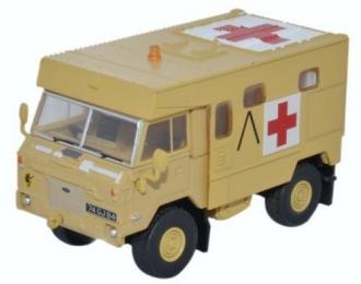 """LAND ROVER FC Ambulance 4х4 """"Gulf War"""" 1991"""