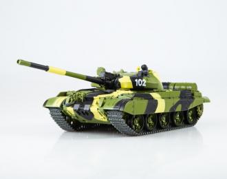 Т-62М, Наши танки 40