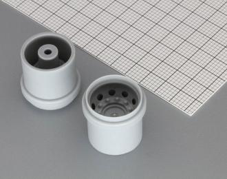 Евродиск задний 10 отверстий 8,25x22,5, цена за шт.