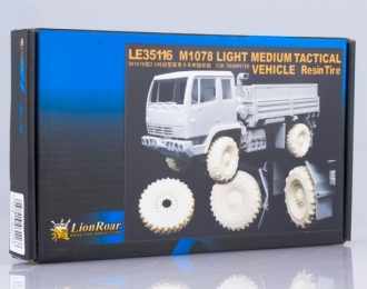 Набор дополнений Колеса для американского армейского грузового автомобиля M1078 LMTV