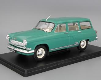 Горький-22, Легендарные Советские Автомобили 22, зеленый