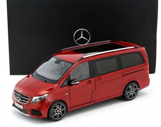 MERCEDES-BENZ V-Klasse W447 (2014), metallic red