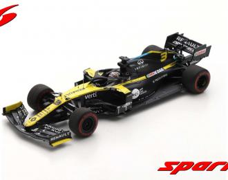 Renault R.S. 20 #31 Renault DP World F1 Team 2nd Sakhir GP 2020 Esteban Ocon