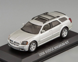 DODGE Magnum R/T (2006), silver