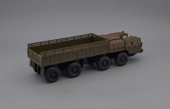 МАЗ 7310 Ураган бортовой, хаки