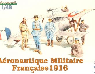 Сборная модель Французские ВВС (1916г.)