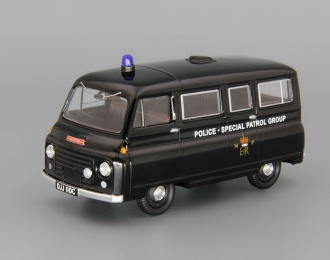 MORRIS J2 Minibus Metropolitan Police SPG, black