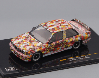 BMW M3 E30 Art Car Michael Jagarama Nelson (1990)