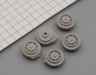Комплект дисков колес Горький-14 (Саратов), 5 шт.