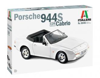 Сборная модель Автомобиль PORSCHE 944 S Cabrio