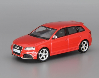 AUDI RS3 Sportback, red