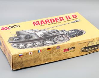 Сборная модель Marder II D F