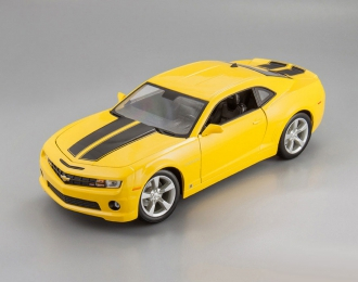 CHEVROLET Camaro SS RS (2010), yellow