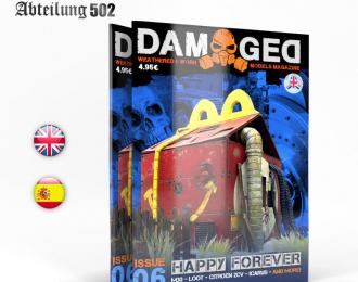 DAMAGED ISSUE 06 EN /  Вопрос повреждений 06 (Англ)