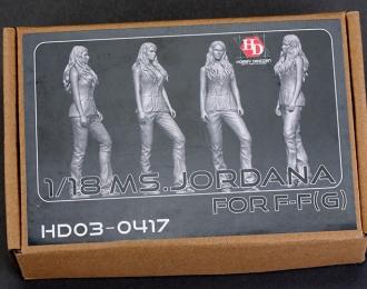Фигурка MS.JORDANA для моделей F-F (G)