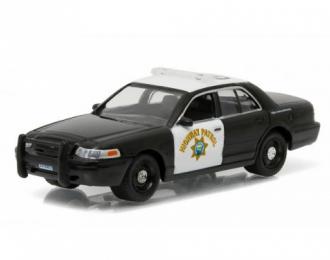 "FORD Crown Victoria Police Interceptor ""California Highway Patrol"" 2008"