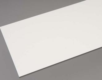 Белая жесть 0,2 мм, лист 15х30 см