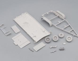 Сборная модель Прицеп-автовоз МЗСА для легковых автомобилей