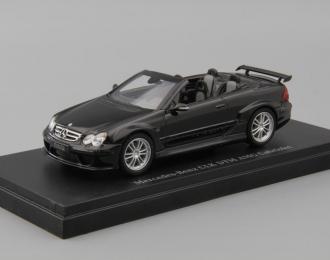 MERCEDES-BENZ CLK DTM AMG Cabriolet, black