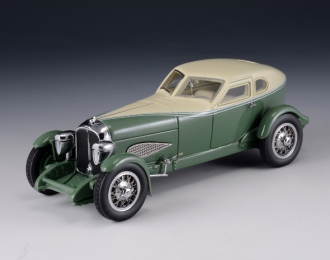 AUBURN Cabin Speedster 1929 Green/Ivory