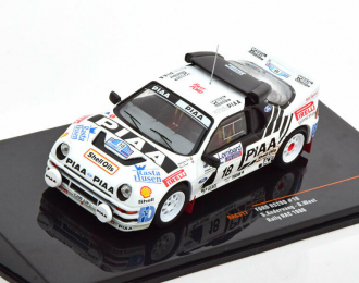 FORD RS200 #18 Andervang - West Lombard RAC Rally 1986