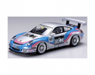 PORSCHE 997 Car.Cup Japan 2006 Take One, silver