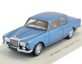 BENTLEY T1 Coupe James Young (1976), blue