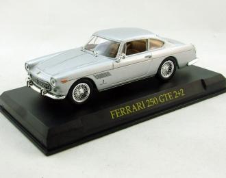 FERRARI 250 GTE 2plus2, Ferrari Collection 44, silver