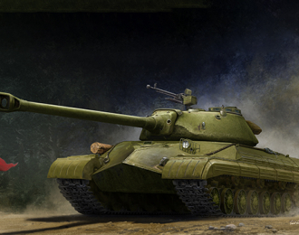 Сборная модель Танк Soviet JS-5 Heavy Tank