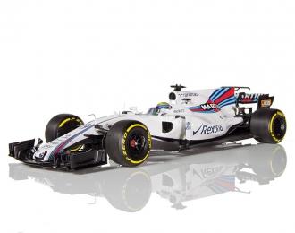 Williams Martini Racing Mercedes FW40 Felipe Massa Australian GP 2017