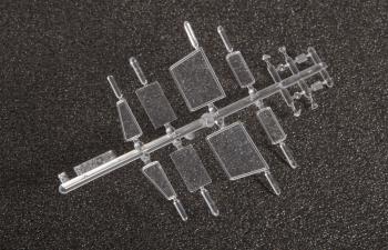 Сборная модель Бортовой автомобиль ЗИЛ-130Г (опытный)