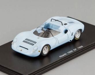 ABARTH FIAT 1000 SP (1968), blue