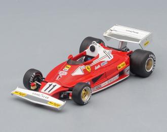FERRARI 312T2 N11 winner German GP Hockenheim Niki Lauda (1977), красный